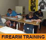 homepage firearm training